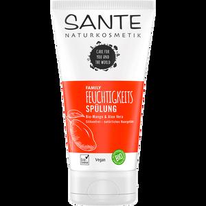 Bild: SANTE Feuchtigkeits-Haarspülung Anti-Frizz-Effekt Bio-Mango & Aloe
