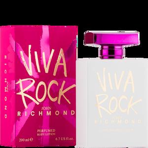Bild: John Richmond Viva Rock Bodylotion