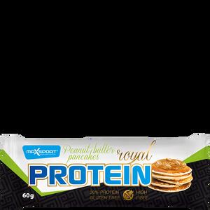 Bild: Max Sport Protein Peanut butter pancakes royal