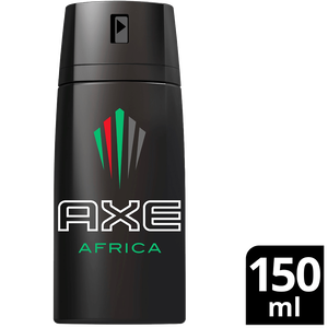 Bild: AXE Deo Africa