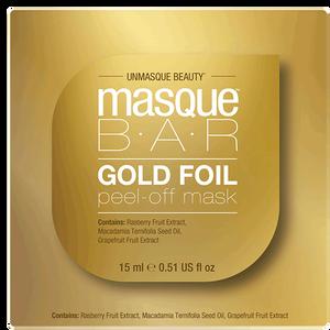Bild: masque BAR Gold Foil Peel-off Maske Pod