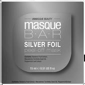 Bild: masque BAR Silver Foil Peel-off Maske Pod