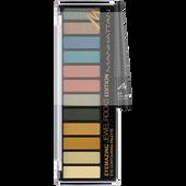 Bild: MANHATTAN Eyemazing Lidschatten Palette Jewel Rocks Edition mit Dip Eyeliner WTP