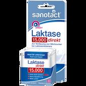 Bild: sanotact Laktase direkt 15.000 Tabletten