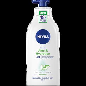 Bild: NIVEA Bodylotion Aloe & Hydration