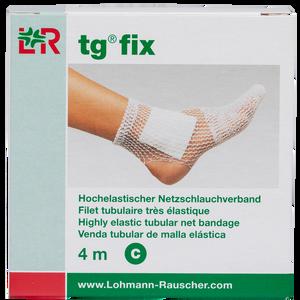 Bild: LOHMANN & RAUSCHER tg® fix Hochelastischer Netzschlauchverband 4 m Gr. C