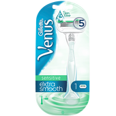 Bild: Gillette Venus Extra Smooth sensitive Rasierer
