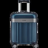 Bild: TITAN Spotlight Flash 4 Rad Trolley Blau 55 cm