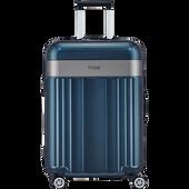 Bild: TITAN Spotlight Flash 4 Rad Trolley Blau 67 cm