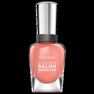 Bild: Sally Hansen Complete Salon Manicure Nagellack peach of cake