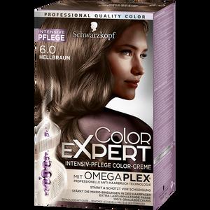 Bild: Schwarzkopf Color Expert Intensiv-Pflege Color-Creme 6.0 hellbraun