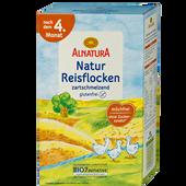 Bild: ALNATURA Natur Reisflocken
