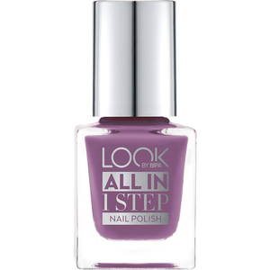 Bild: LOOK BY BIPA All In 1 Step Nagellack cry for lilac