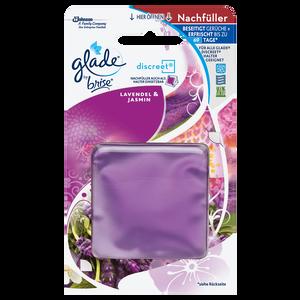 Bild: Glade discreet Lavendel & Jasmin Nachfüllung