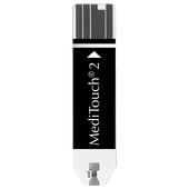 Bild: Medisana Teststreifen Blutzuckerbestimmung