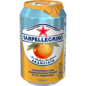 Bild: Sanpellegrino Aranciata Orangenfruchtsaftgetränk