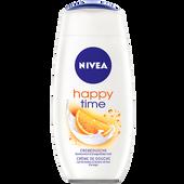 Bild: NIVEA happy time Cremedusche