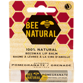 Bild: BEE NATURAL Lippenbalsam Pomegranate