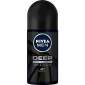 Bild: NIVEA MEN Deo Roll On Deep Dry & Clean