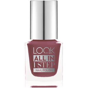 Bild: LOOK BY BIPA All in 1 Step Nagellack 380