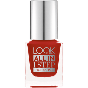 Bild: LOOK BY BIPA All in 1 Step Nagellack 390