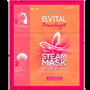 Bild: L'ORÉAL PARIS ELVITAL Dream Length Steam Mask selbstwärmende Pflegemaske