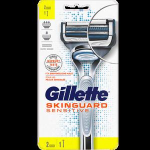 Bild: Gillette Skinguard Sensitive Rasierer
