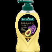 Bild: Palmolive Luminous Öl Handseife Avocado-Öl & Schwertlilie