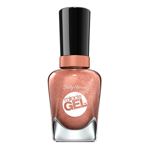Bild: Sally Hansen Miracle Gel Nagellack terra coppa