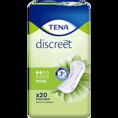 Bild: TENA Lady Einlagen discreet mini