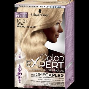 Bild: Schwarzkopf Color Expert Intensiv-Pflege Color-Creme 10.21ultra perlmuttblond