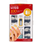 Bild: KISS 100 Full Cover Nails Active Oval