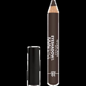 Bild: DEBORAH MILANO Eyeshadow & Kajal Pencil Jumbo 10 brown mat