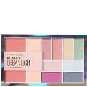 Bild: MAYBELLINE The City Kits Urban Light Palette