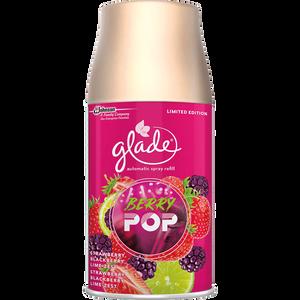 Bild: Glade Automatic Spray Berry Pop Limited Edition Nachfüllung