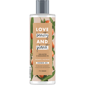 Bild: Love Beauty &  Planet Shower Gel Shea Butter & Sandalwood Oil