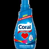 Bild: Coral Flüssigwaschmittel optimal color