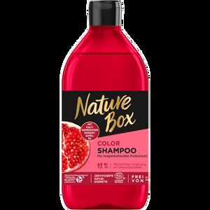Bild: Nature Box Shampoo Granatapfel
