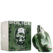 Bild: Police To Be Camouflage Eau de Toilette (EdT)