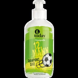 Bild: today Fußball Edition Flüssigseife