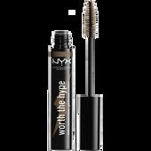 Bild: NYX Professional Make-up Worth the Hype Volumizing & Lengthening Mascara brownish black