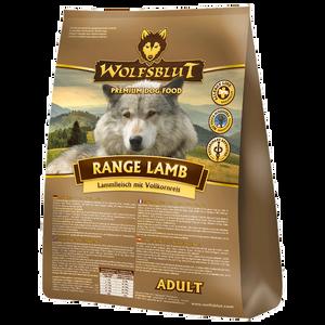 Bild: Wolfsblut Range Lamb Adult