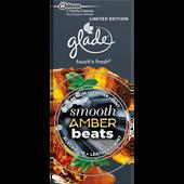 Bild: Glade Raumspray Smooth Amber Beats Limited Edition