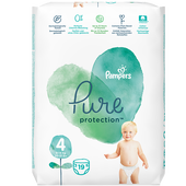Bild: Pampers Pure Protection Gr. 4 Maxi 9-14 kg
