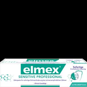 Bild: elmex SENSITIVE Professional Zahnpasta