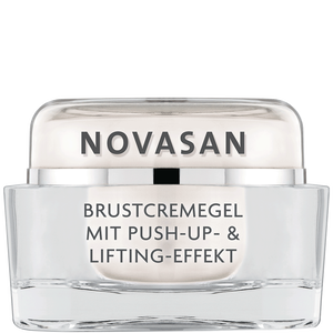 Bild: NOVASAN Brustcremegel Push-up & Lifting-Effekt