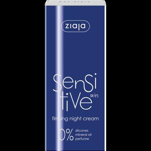 Bild: Ziaja Sensitive skin firming night cream