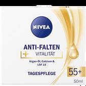 Bild: NIVEA Anti-Falten + Vitalität Tagespflege 55+