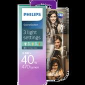 Bild: PHILIPS SceneSwitch LED Kerze 40W