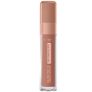 Bild: L'ORÉAL PARIS Infaillible Ultra Matte Les Chocolats Liquid Lipstick box of chocolate